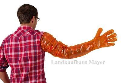Nitrile Handschuhe Melkhandschuhe Einmalhandschuhe Gr.XL 4mil Handschuh 100 Stk.