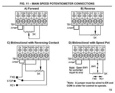 KB Electronics KBMG-212D DC motor control 8831 upc 024822088312 7