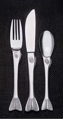 World Tableware 800 016 - Dozen WTI World Collection Pesce Bouillon Spoon