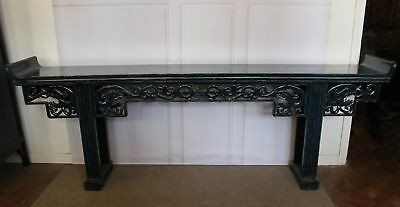 Dragon Altar Console Table 4
