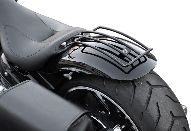 Buffalo Bag Gepäckträger Solositz Harley Softail Fat Boy auch neues Modell 2018
