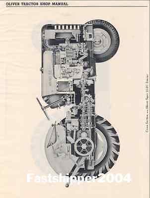 oliver 550 repair manual