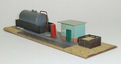 TeMos - Dieselloktankstelle, Mischbauweise, H0, 60er Jahre - N255/R 3