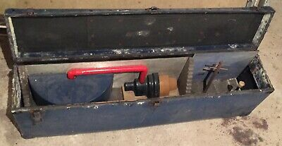 AM261 Vtg G.M. Preview of Projects 1958 Electricity Production Handmade Model 5
