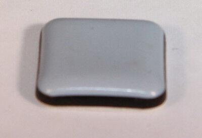 24 Teflongleiter selbstklebend 50 x 50 mm Eckig PTFE-Gleiter Untersetzer Möbel