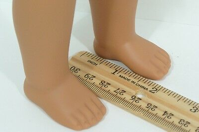"Debs BLUE Mesh Anklet Doll Socks For 14/"" American Girl Wellie Wisher Wishers"