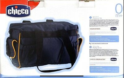Chicco Borsa 24 Ore Cosmetica con 4 Prodotti inclusi Colore Blu 2