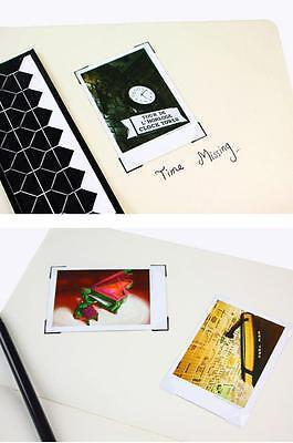*AU Seller* 102pcs DIY Album Scrapbook Photo Corner Angel Sticker - 33 Options