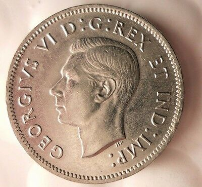 1940 CANADA 5 CENTS - Excellent Coin - FREE SHIPPING - Canada Nickel Bin