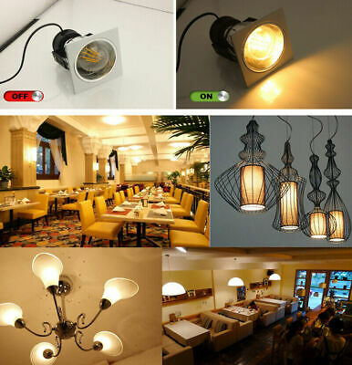 1x/4x 2W 4W 6W 8W E27 E14 LED Edison Filament Candle Globe Light Bulbs Lamp 11