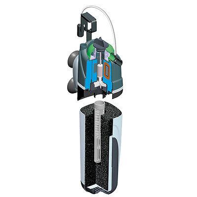 Aquarium Innenfilter Aquael FAN PLUS kompl. Serie Schwammfilter Aquarien Filter 5