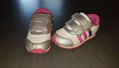 CHAUSSURE TENNIS FILLE taille 22 Adidas - EUR 9,00 | PicClick FR