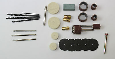 """""""LOOK"""" 60PC Rotary Multi Tool Hobby Precision Drill +  Accessories UK STOCK 6"""