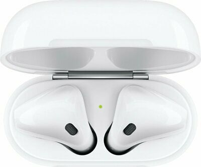 Apple AirPods 2nd Generation with Charging Case Latest Model - White Brand New 2