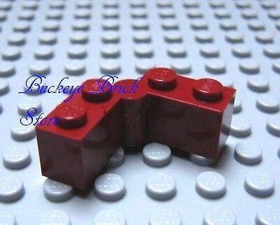Dark Red 7259 8078 8088 9526 LEGO 3830c01 @@ Hinge Swivel Assembly