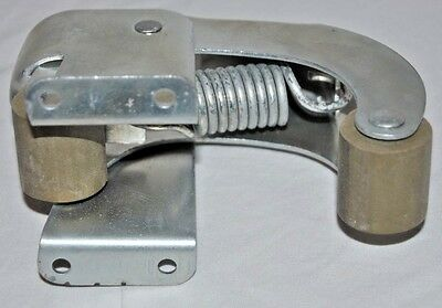 Vintage Superior Barn Door Catch w/ Hardware Heavy Duty Automatic Latch 3