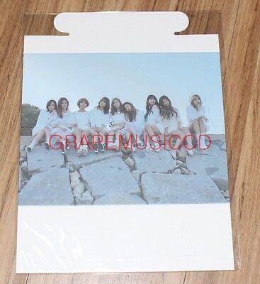 Twice 1st Photobook One In A Million K Pop Photo Book Making Dvd
