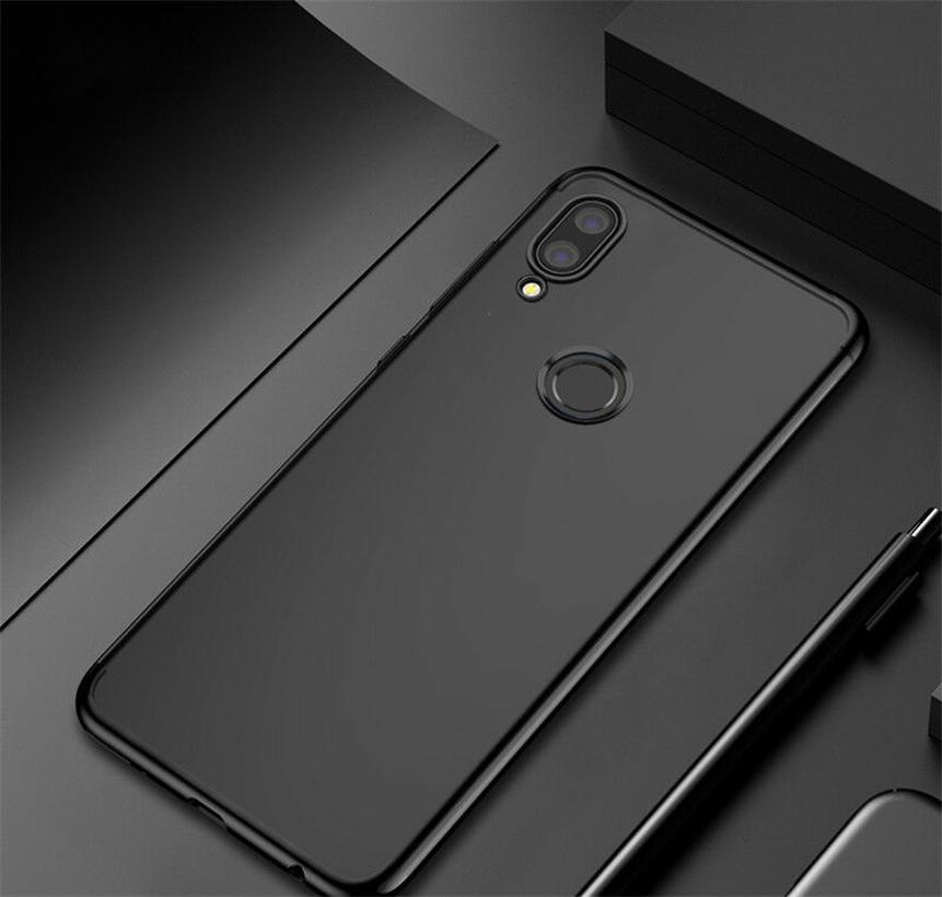 CUSTODIA per Xiaomi Redmi 7 / Note 7 COVER ELECTRO + PELLICOLA VETRO TEMPERATO 10