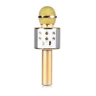 Microfono Altoparlante Bluetooth Wireless Con Speaker Karaoke Novita 4
