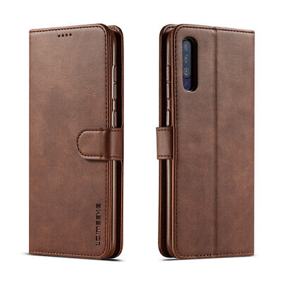 For Samsung Galaxy A70 A50 A40 30 A10 PU Leather Magnetic Wallet Flip Case Cover 10