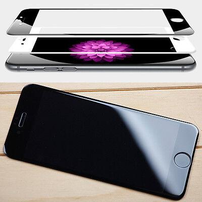 iPhone 8/7/6S/6 VITRE PROTECTION VERRE TREMPE 3D TRANSPARENT FILM ECRAN INTÉGRAL 6