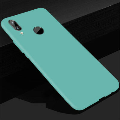 For Huawei P Smart 2019 P20 Lite Nova 3 3i 3e Silicone Soft Matte TPU Case Cover 10