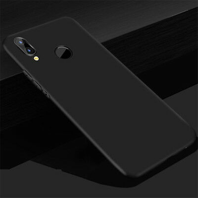 For Huawei P Smart 2019 P20 Lite Nova 3 3i 3e Silicone Soft Matte TPU Case Cover 12