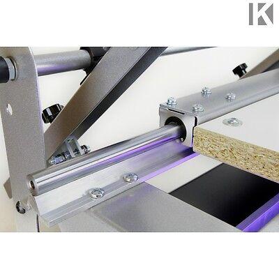 SCREEN PRINTING MACHINE with Exposure UV | T-shirt | Printer | Kit  Silkscreen