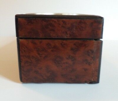 19th C. Napoleon III French Glove Box, Boulle Inlaid Decoration 10