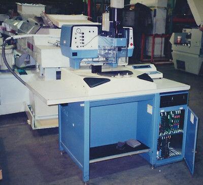 Hughes 2500-2 II Die Bonder S/N 112 4
