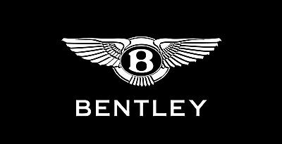 Bentley Continental Gt Gtc /& Flying Spur Front Red Grill Badge 2012