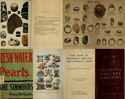 197 rare old books on jewelry gold pearls diamonds precious gem 7 of 12 197 rare old books on jewelry gold pearls diamonds precious gem stones on fandeluxe Choice Image