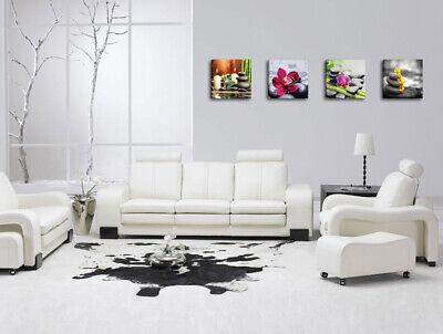 Quadri Moderni ZEN 4 pz. cm 30x30 cad.  Stampa su tela Canvas Arredamento 2