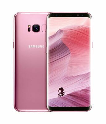 Samsung Galaxy S8 SM-G950F 64GB Unlocked Smartphone all Colours Grades UK *MINT 7