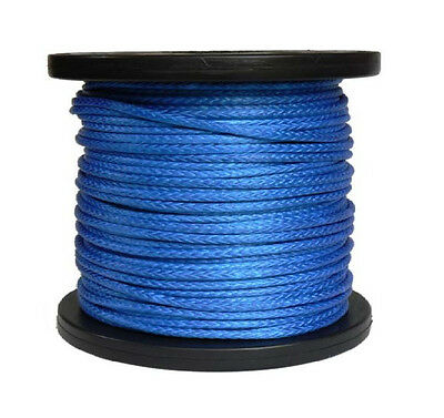 """Synthetic Winch Line Replacement Rope 18400lbs tensile UHMwPE Rope 3//8/""""x100ft"""
