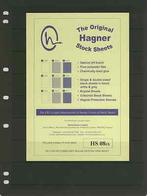 Hagner Single Sided Stamp Album Stock Pages 11
