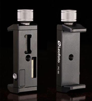 Leofoto Mc-30 Kit With Multifunction Clamp,Phone Holder And Mini Ballhead 10