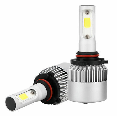 9006 9005 Hi Low Beam COB LED Headlight for Honda Accord 90-2012 Civic 2004-2015 4