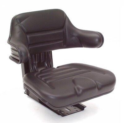 56001 Sedile Universale Trattore con Molleggio Schienale poggiabraccia 3