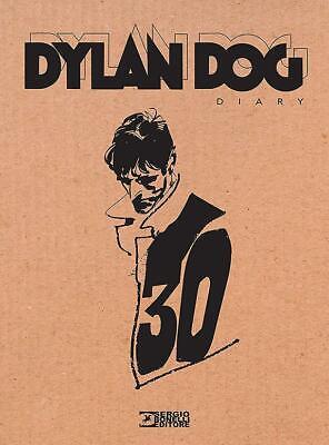 DYLAN DOG DIARY Tavola Originale Montanari & Grassani 2