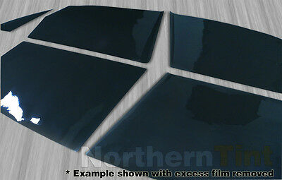 UCD PRECUT SUN STRIP WINDOW TINTING TINT FILM FOR PONTIAC G6 4DR SEDAN 05-10