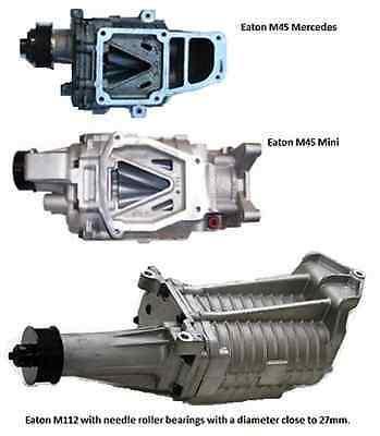 EATON M112 SUPERCHARGER kit Jaguar X350 X351 XJR XKR 4 2 5 0 AJ-V8 AJ34S SC  V8