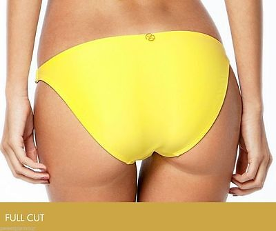 Details about  /$216 Vix Cozumel Yellow Ring Bandeau Top /& Full Bottom Swimsuit Bikini Set