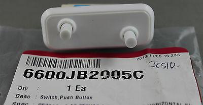 Lg Refrigerator Switch Push Button Gr-432Sca, Gr-482Sca, Gr-559Fsdr, Gr-T712Dvq 4