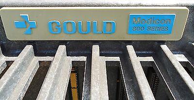 Modicon New Housing M/N As-H819-107, S/N 1871, Modicon 800 Series 4