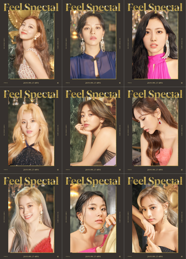 US SHIPPING Twice Feel Special Album CD+Poster+Book+Lyric+Card+PreOrder 4