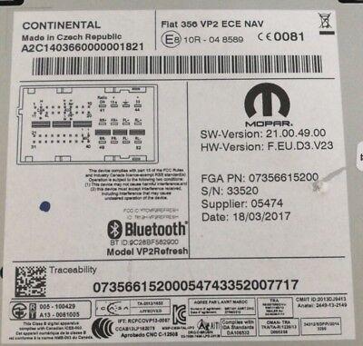 Codice Sblocco Radio Fiat Panda.Codice Sblocco Autoradio Continental Fiat Jeep Peugeot Citroen Radio Code Unlock