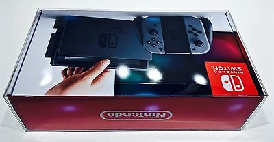 1 Console Box Protector For Nintendo SWITCH Original + Super Smash Bros. READ! 6