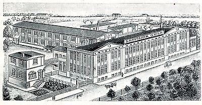 Feinmechanik Sanitaria Ludwigsburg Reklame 1916 Chirurgie Instrumente Werbung +