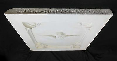 Antique Architectural Religious Italian Carved Marble Altar Angel/Cherub PANEL#1 8
